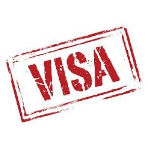 Visa Process Starting Cost
